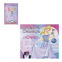 Quebra Cabeça Das Princesas 150 Pçs Brinquedo Infantil
