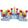 Blocos Castelo Do Principe 108 Peças Junges