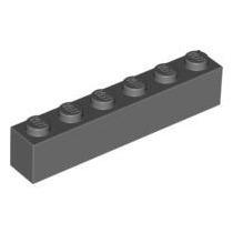 3009 Brick 1 X 6 Peça Lego Avulsa