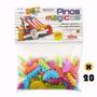 Kit 20 Pinos Magicos - 100 Peças - Elka