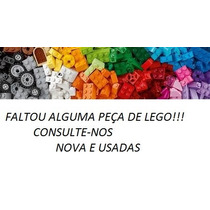 Faltou Peças No Seu Lego - Consulte-nos