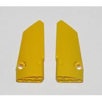 Lego Technic Peças Jogo Paineis #3 E #4 - 2 Peças Amarelo