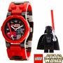 Relógio Lego Star Wars Darth Vader Original