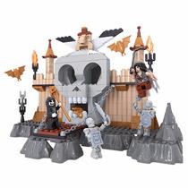 Castelo Pirata 294 Peças Click It Play Cis Igual Lego