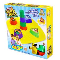 Quebra Cabeça Pedagógico - Dismat Brinquedos - Mk230