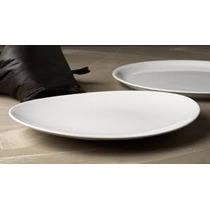 Prato Porcelana Raso Rak Baop30 Original 6 Unidades