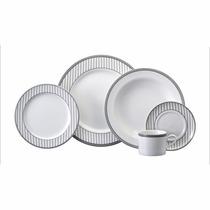Jogo De Jantar Porcelana 30 Pcs Aline - Schmidt