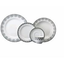 Jogo De Jantar Porcelana 30pcs Taís - Schmidt