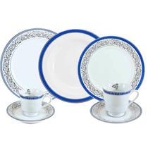Aparelho De Jantar Julia Schmidt Porcelana 42 Peças