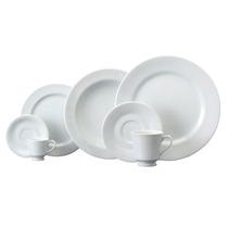 Aparelho De Jantar Em Porcelana Noiva 42 Peças 3955 Schmidt