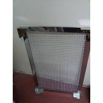 Glaceado Tela- Confeitaria. Fabricação Própria Alum Aço Inox