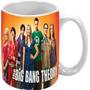 Caneca Personalizada The Big Bang Theory Série Seriado