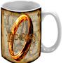 Caneca Lord Of The Rings O Senhor Dos Anéis