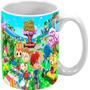 Caneca Personalizada Animal Crossing Nintendo 3ds Wii U Cube