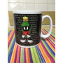 Caneca Gigante Personagem Marvin Warner Bros Importada