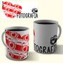 Caneca De Porcelana Personalizada - I Love Fotografia