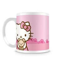 Caneca De Porcelana 325ml Hello Kitty Lover - Mundo Rosa