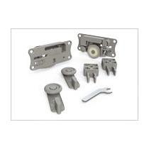 Roldana Ro-46 Para Portas De Correr De Aluminio Ou Madeira