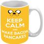 Caneca Personalizada Keep Calm And ... (hora De Aventura