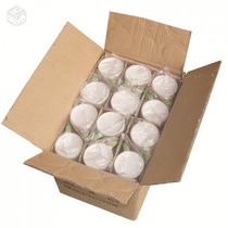 12 Canecas Brancas De Porcelana Para Sublimação Classe Aaa