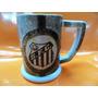 Caneca Time Santos Fut Clube Coleção Licenc. Porcelana Retro