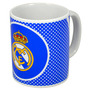 Cup - Real Madrid Bullseye 11oz Caneca Futebol Oficial Tea