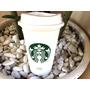 Copo Plástico Da Starbucks - Original - Copo De Cafe