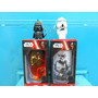 Kit 2 Copos Star Wars + 2 Chaveiros Led E Som