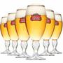 Conjunto Kit Com 12 Unid. Taça Cálice Stella Artois 250ml