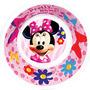 Bowl/tigela Soft Melamine 450ml Minnie Disney Original Lazi