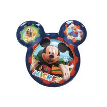 Prato Infantil Premium Orelha Mickey Disney Original Lazi