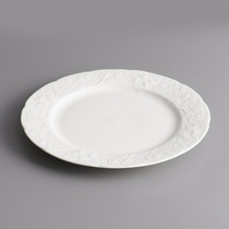 Jogo 6 Pratos Jantar Porcelana 26cm Vendange Wolff R 17027