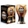 Copo Taça Oficial Cerveja Brahma Black 430 Ml Chopp Escuro