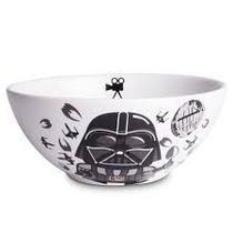 Tigela / Bowl Porcelana Cozinha. Pacman, Star Wars, Rock!