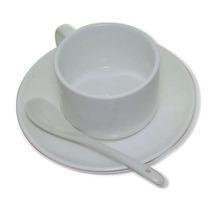 Xícara De Chá Com Pires E Colher (1 Un)