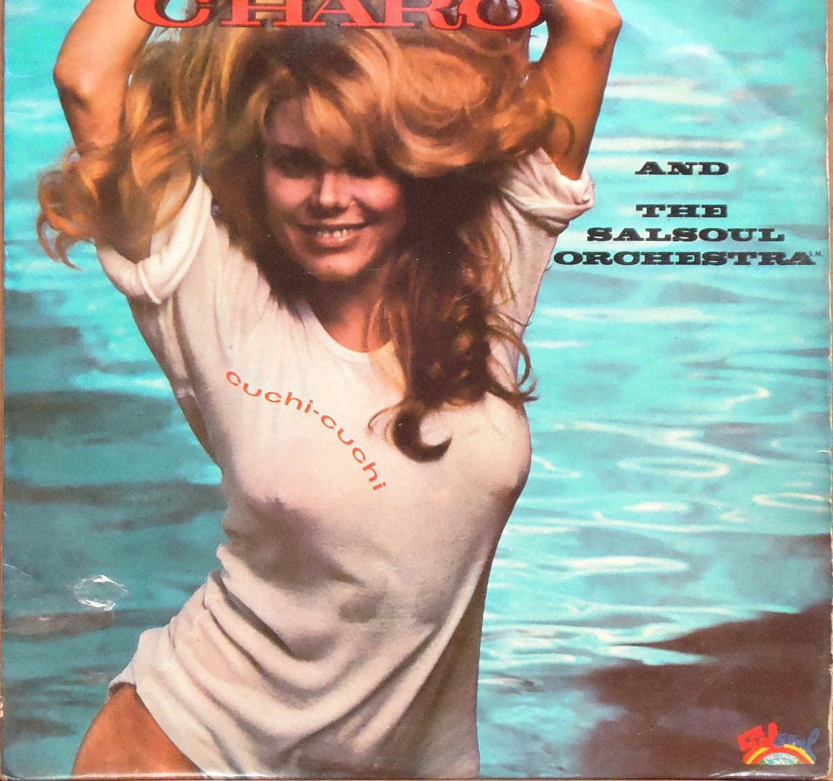 Charo And Salsoul Orchestra Dance A Little Bit Closer