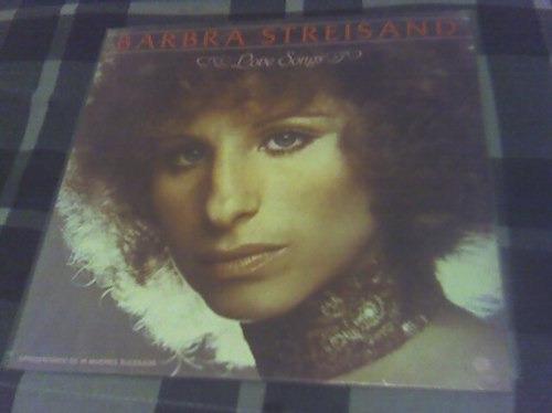 Lp Barbra Streisand Love Songs