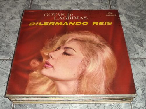 Lp - Dilermando Reis - Gotas De Lágrimas