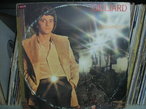 Lp Gilliard Pensamento 1980 Bom Estado