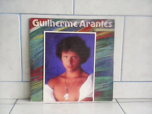 Lp Guilherme Arantes - Despertar - 1985 - Original