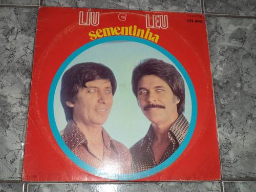 Lp Lio E Leo - Sementinha