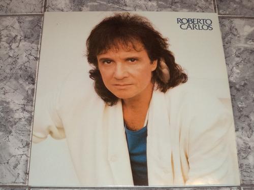 Lp Roberto Carlos 1990 ( Lindoo - Semi Novo )