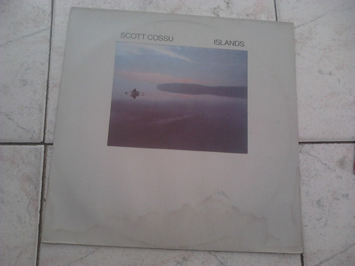 Lp Scott Cossu - Islands 1987.