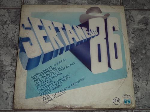 Lp Sertanejo 86