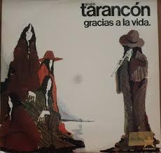 Lp - Tarancon - Gracias A La Vida