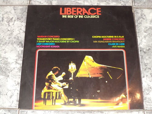 Lp The Best Of Theclassics Liber ( Lindooo Semi - Novo )