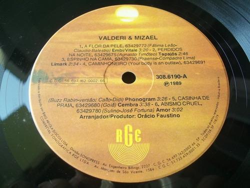 Lp Valderi E Mizael (1989)