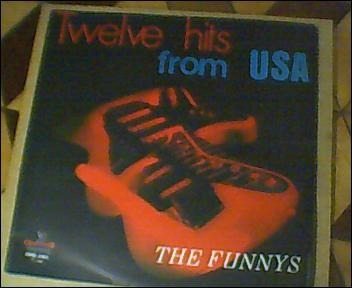 Lp Vinil The Funnys - Twelve Hits From Usa 1968 Chantecler