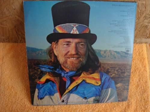 Lp - Willie Nelson - Stardust