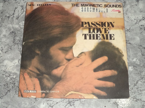 Lp/compacto - Passion Love Theme